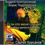 """Андрей Константинов и Борис Подопригора """"Если кто меня слышит"""""""