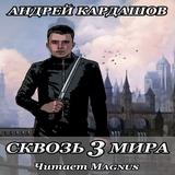 """Андрей Кардашов """"Сквозь 3 мира"""""""