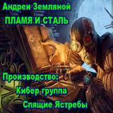 """Андреи Земляной """"Пламя и сталь"""""""