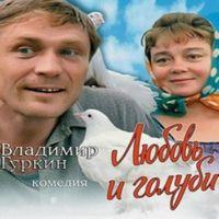 Владимир Гуркин «Любовь и голуби»