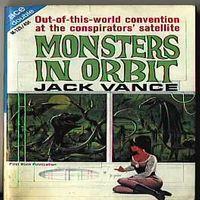 Джек Вэнс «Чудовище на орбите»