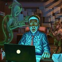 Дмитрий Мансуров «Настоящие охотники за галлюцинациями 3»