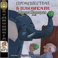 Марина Потоцкая «Происшествие в Плюшкине»
