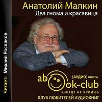 Анатолий Малкин «Два гнома и красавица»