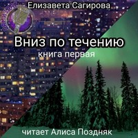 Елизавета Сагирова «Вниз по течению. Книга 1»